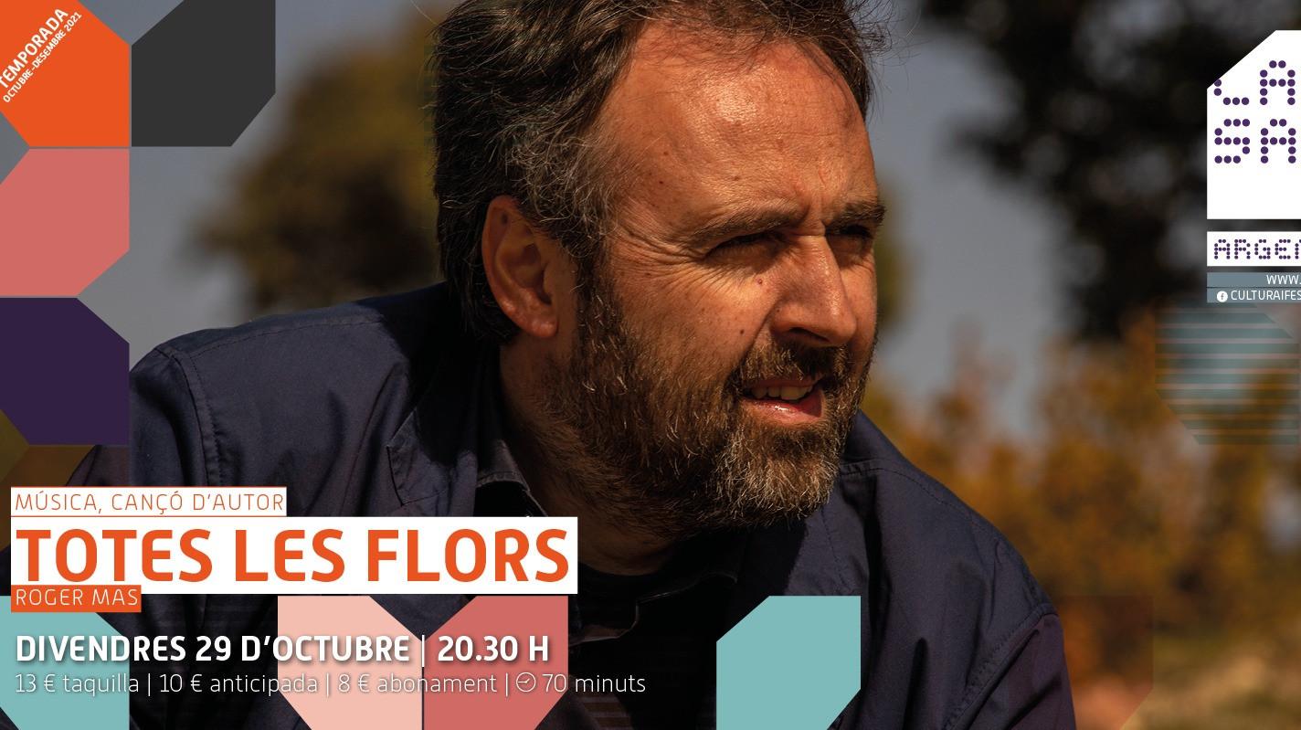ROGER MAS – Totes les flors